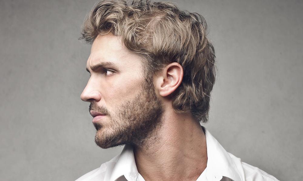 Beard Transplant 1